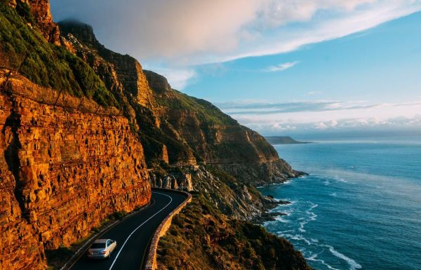 Neighbouring Chapmans Peak, paradise found.