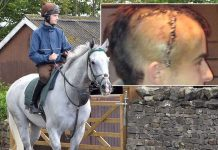 Brian Toomey will be putting his life at risk just once more. (Photo credit: UK Mirror)