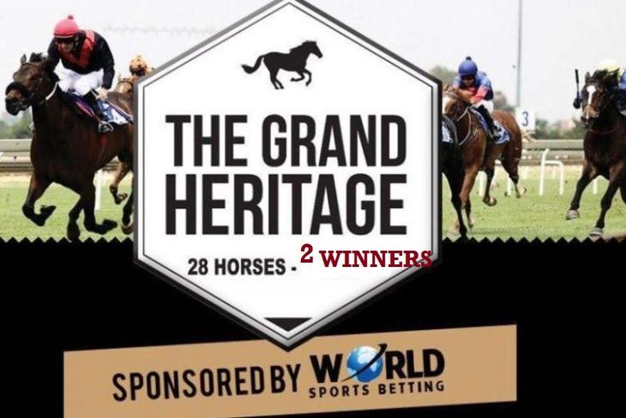 heritage sports betting