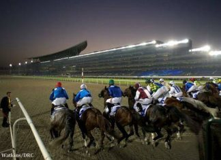 Dubai Racing.