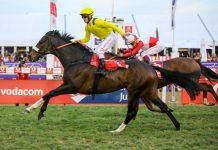 Do It Again (Richard Fourie), wins the 2019 Vodacom Durban July