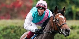 Frankie Dettori and Enable