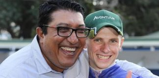 Deez Dyanand and Lyle Hewitson.
