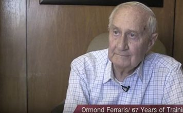 Ormond Ferraris.
