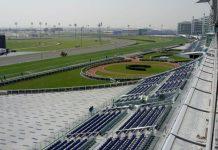 Meydan grandstand.