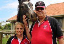 Colleen and Gary de Klerk of Summerview. (KZN Breeders).