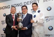 The BMW Hong Kong Derby will carry total prize money of HK$24 million in 2021. (HKJC)