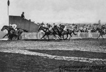 Pamphlet wins 1920 Durban July.