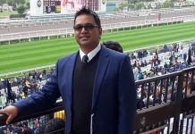 Lennon Maharaj, chief handicapper. (Sporting Post).