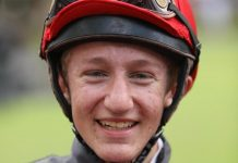 Apprentice Gabriel Pieterse, chance in Race 1. (Pic: Sporting Post).