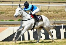 Anna Capri, easy at the Vaal. (JC Photos).