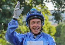 Marco van Rebsburg rides best bet Find Me Unafraid in Race 3.